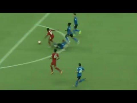 """بالفيديو شاهد هدف """"مارادوني"""" رائع في الدوري الكندي"""