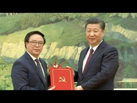 chinese president xi jinping calls