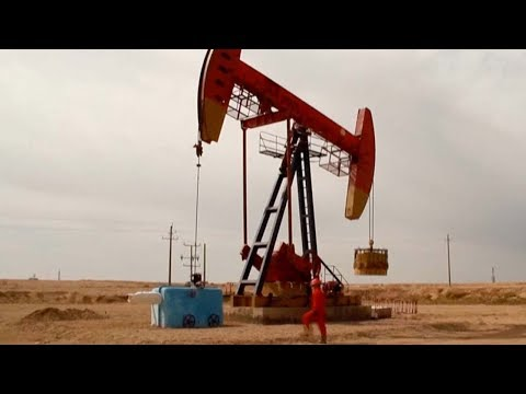 large oil field discovered