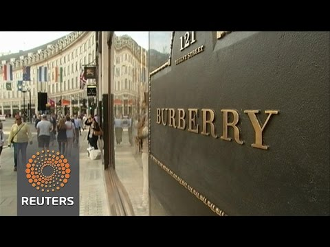 burberry cuts lines to focus on newest fashion