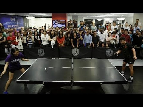 chinese table tennis players visit us 45 years