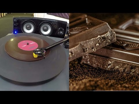 chocolate record plays actual music