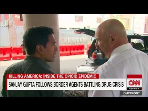 will trumps border wall stem flow of drugs into us