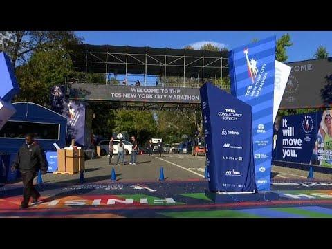 ahead of new york city marathon