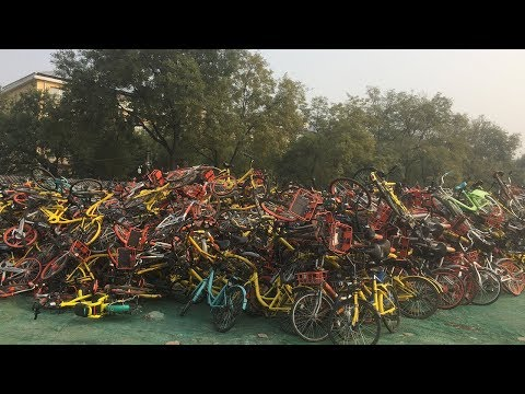 a possible cure for chinas bikesharing headache