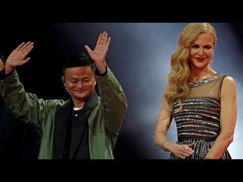 china shopping festival smashes record