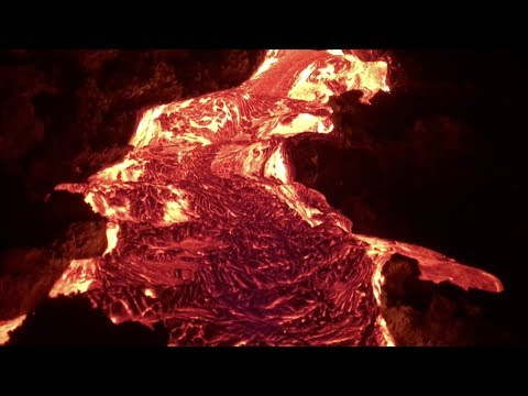 epic lava tour gets visitors up close and personal