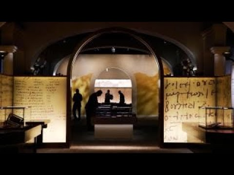 museum of the bible opens
