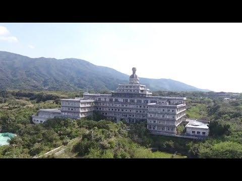 explore the abandoned royal hotel