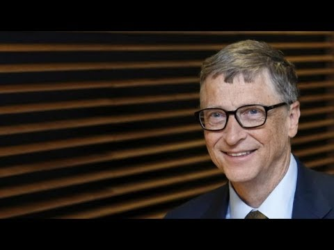 bill gates appointed as academician
