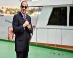 الرئاسة المصرية تعلن أن الرئيس عبد الفتاح السيسي التقى أمير قطر في