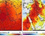 تنبؤات بارتفاع درجة الحرارة في روسيا أواخر كانون الثاني