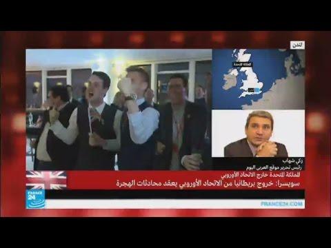 المغرب اليوم  - شاهد الصحافي زكي شهاب يبين كيفية ردم الهوة بين البريطانيين