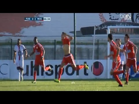 المغرب اليوم  - شاهد  أهداف مباراة الوداد والفتح