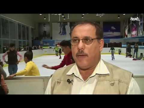 المغرب اليوم  - شاهد سياحة جليدية في البصرة العراقية