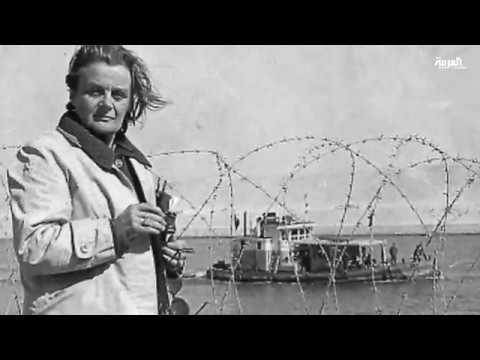 المغرب اليوم  - شاهد وفاة الصحافية التي أعلنت اندلاع الحرب العالمية الثانية