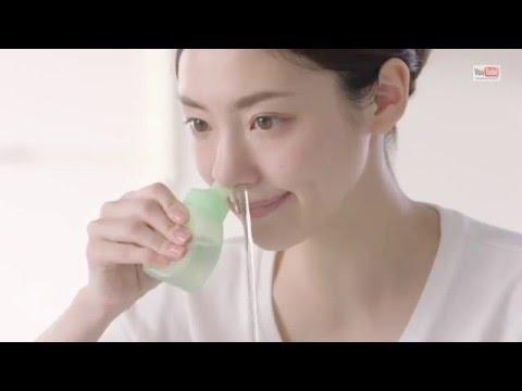 المغرب اليوم  - بالفيديو  إعلان ياباني لتنظيف الأنف يثير ضجة على الإنترنت
