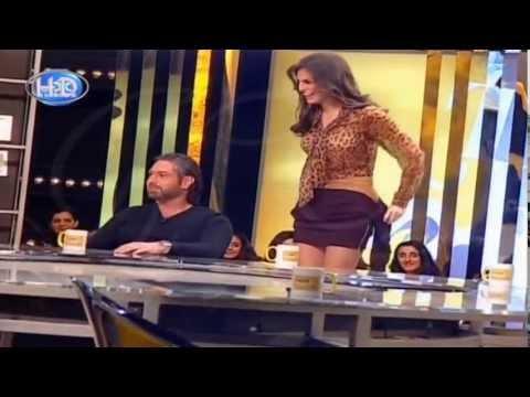 المغرب اليوم  - بالفيديو  ملكة جمال لبنان تتعرض لموقف محرج