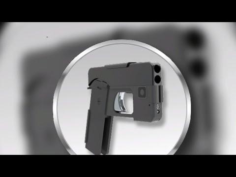 المغرب اليوم  - شاهد أيفون تطلق سلاح على شكل هاتف خلوي