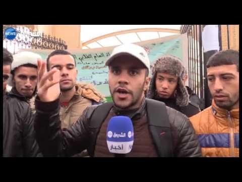 المغرب اليوم  - طلبة جامعة الجيلالي يقاطعون الامتحانات