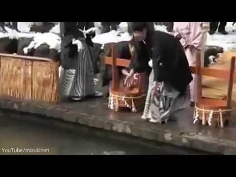 المغرب اليوم  - أغرب طقوس طرد الأرواح الشريرة في اليابان