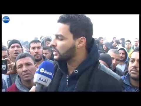 المغرب اليوم  - شاهد عمال الشركة الوطنية للهندسة والإنجاز ينتفضون ضد التهميش