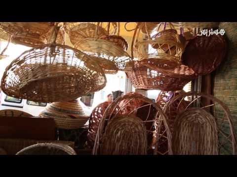 المغرب اليوم  - شاهد صناعة الدوم تنتعش في المغرب