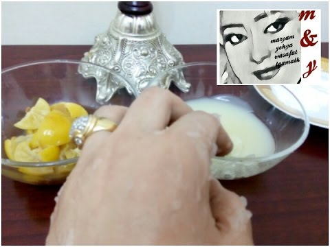 المغرب اليوم  - تعلّمي عمل دلكة الليمون لتبييض الجسم ومنطقة البيكيني بنسبة 90