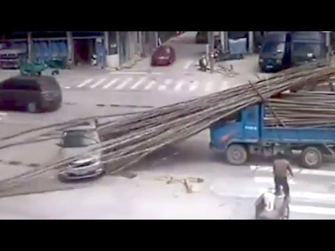 المغرب اليوم  - حادث مروع بنهاية غير متوقعة