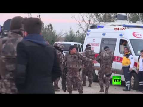 المغرب اليوم  - بالفيديو قتلى وجرحى في تفجير في محافظة ديار بكر التركية