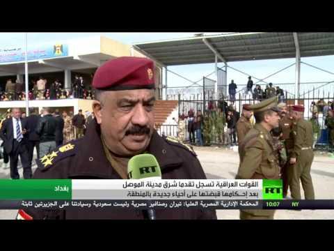 المغرب اليوم  - بالفيديو القوات العراقية تسجّل تقدمًا شرق الموصل