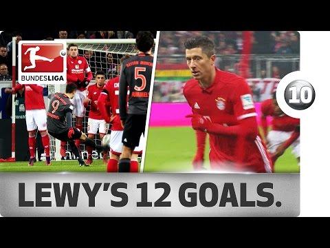 المغرب اليوم  - شاهد أهداف ليفاندوفسكى هذا الموسم حتى الآن
