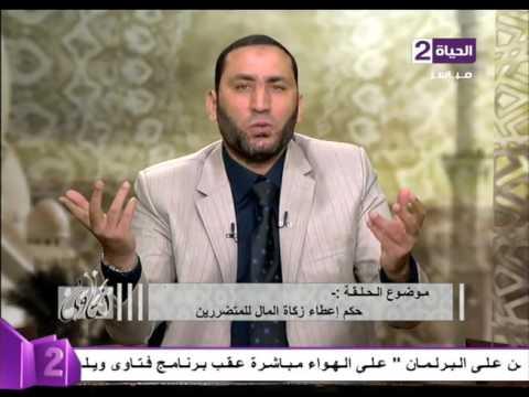 المغرب اليوم  - بالفيديو الشيخ أحمد صبري يوضّح مدى شعور الميّت بحزن الأهالي عليه