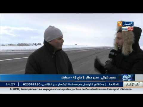 المغرب اليوم  - شاهد جهيد شرقي يؤكد أن أرضية المطار جاهزة لاستقبال الطائرات