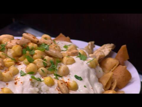 المغرب اليوم  - طريقة إعداد فتة شامي بالفراخ