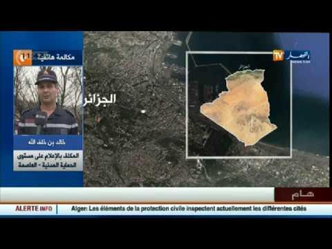 المغرب اليوم  - التقرير الأولي للحماية المدنية بعد الهزة الأرضية في العاصمة
