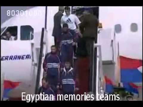 المغرب اليوم  - استقبال تاريخي لمنتخب مصر بعد الفوز في كأس أفريقيا 1998