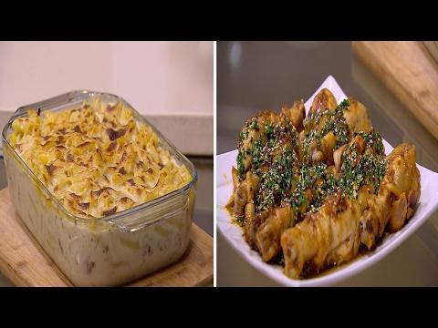 المغرب اليوم  - بالفيديو طريقة إعداد ومقادير مكرونة بالبشاميل بصوص البلوتشيز