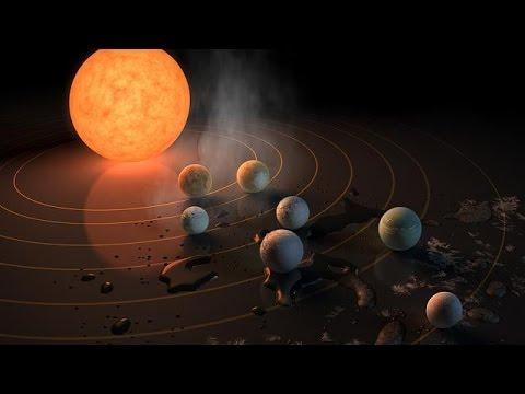 المغرب اليوم  - شاهد اكتشاف 7 كواكب مشابهة للأرض خارج المجموعة الشمسية