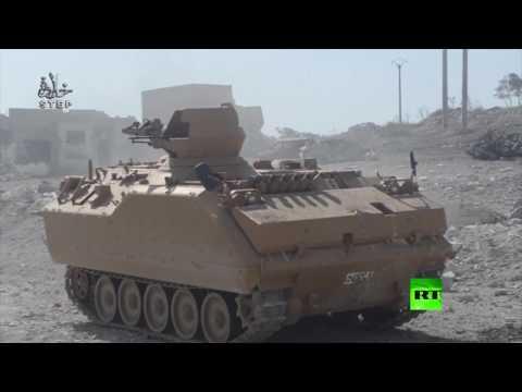 المغرب اليوم  - شاهد قوات الفصائل السورية المعارضة تمشط مدينة الباب