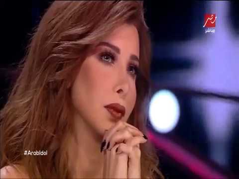 المغرب اليوم  - شاهد شيرين عبد الوهاب تبكي لجنة التحكيم في أرب أيدول