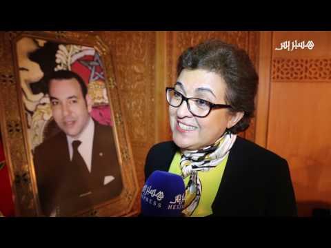المغرب اليوم  - شاهد الصناعة التقليدية في المغرب والتعاون الأميركي