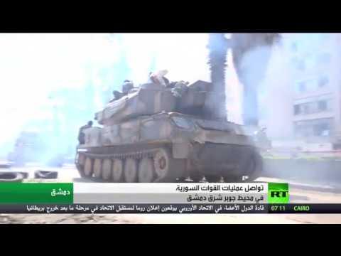 المغرب اليوم  - القوات الحكومية السورية تستعيد قريتين في ريف حماة