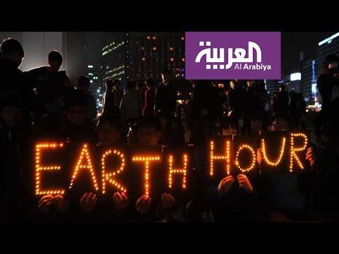 المغرب اليوم  - شاهد أشهر معالم العالم بلا أنوار في ساعة الأرض