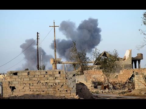 المغرب اليوم  - بالفيديو أبرز 3 قادة لتنظيم داعش قتلوا في غارة جوية على غرب الموصل