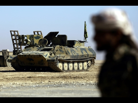 المغرب اليوم  - بالفيديو سورية الديموقراطية تحرّر بلدة الكرامة وتضيق الخناق على داعش