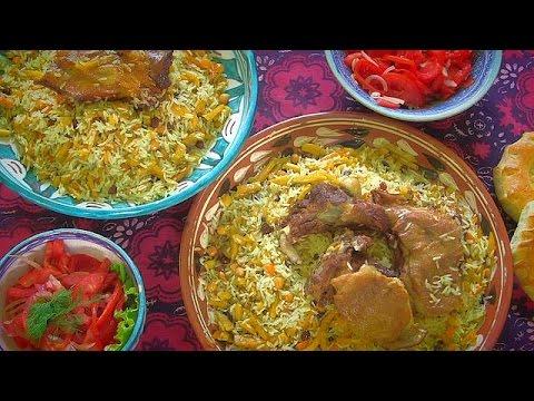المغرب اليوم  - شاهد طبق البلوف نكهة أوزبكية تقليدية مميزة