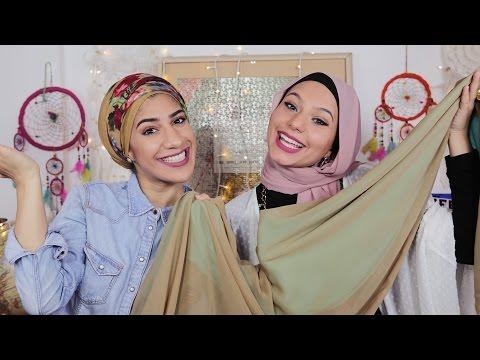 المغرب اليوم  - 8 لفات حجاب مميزة للمرأة المغامرة