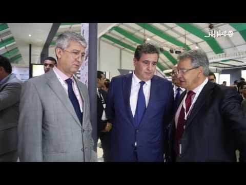 المغرب اليوم  - شاهد أخنوش في جولة وجوائز في معرض الزراعة