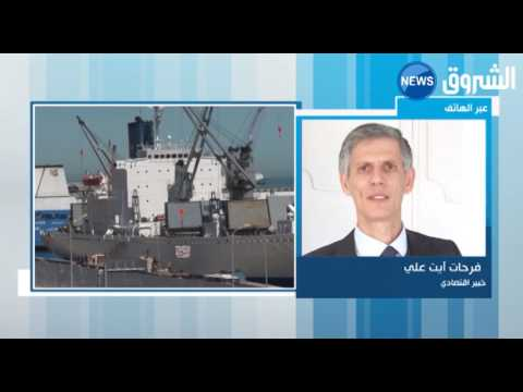 المغرب اليوم  - شاهد  انخفاض العجز التجاري الجزائري إلى النصف